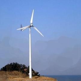 直驱式5000瓦风光互补风力发电机5千瓦永磁风力发电机