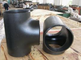 三通四通管件 三通接头 三通球阀 特殊材质ASTM A234WPB+304