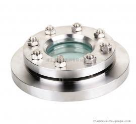 数控精车创世品牌NBT标准法兰视镜化工设备高压视窗