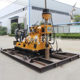 鲁探机械XY-3型地质勘探钻机岩心取样钻机扭矩大效率快