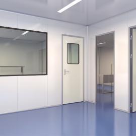 菲恩医药行业洁净厂房空气洁净度等级
