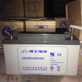 理士蓄电池DJM12-65