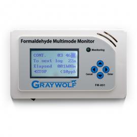 美��GrayWolf FM801多模式甲醛�z�y�x