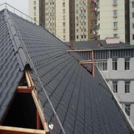 钢缘贸易有限公司专业树脂瓦定做880型