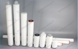 PP折叠滤芯*经济的预过滤滤芯,特性高流速和高纳污量