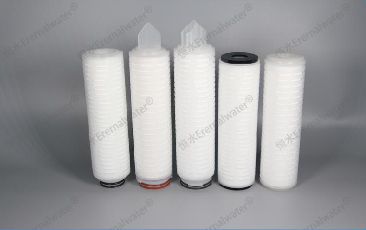 app折叠滤芯采用进口PP膜,高精度、高过滤效率