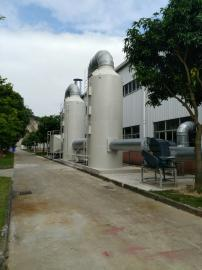 工业VOCs废气处理工程
