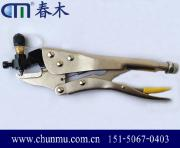 冷媒回收专用打孔钳 冷媒回收工具