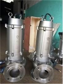 大流量高扬程WQ不锈钢污水泵