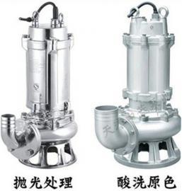 WQ不锈钢污水泵