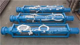 QJ卧式深井潜水泵