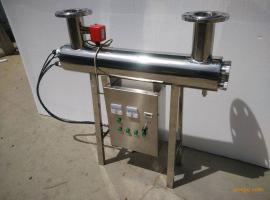 原水处理紫外线消毒器
