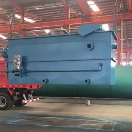 每小时10立方米 碳钢防腐 高效溶气气浮机