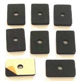 柏豪橡塑海绵厂生产智慧彩票开户智慧彩票开户用3MM厚密封件 密封条 密封垫