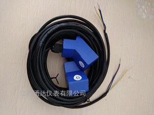 满管管道流量测量外夹式超声波流量计