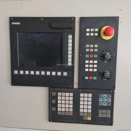 SIEMENS 西门子CNC数控系统维修 808D 端口没有输出
