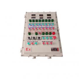 订做非标防爆动力箱BXD(M) IIB防爆控制箱