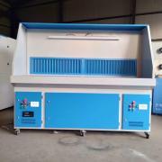 打磨抛光除尘工作台移动式粉尘收集柜脉冲吸尘工业用无尘净化