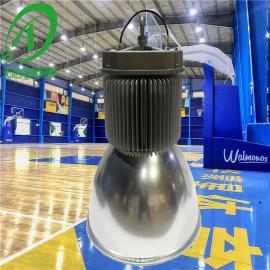 8米室内羽毛球场照明灯|LED羽毛球场防眩光专用灯