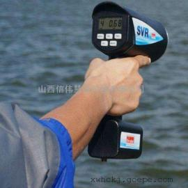 手持式电波流速仪