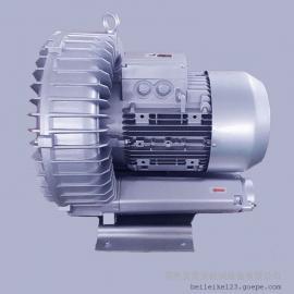 7.5kw单涡轮高压风机 大风量漩涡风机7.5kw 贝雷克RT-H8375BS