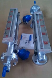 TD-UFZ侧装式磁翻板液位计