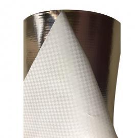 镀铝膜复合编织布木箱真空包装铝塑膜