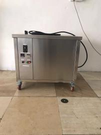 单槽清洗机,多槽清洗机,不锈钢废料超声波清洗机