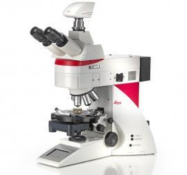 徕卡偏光显微镜 DM4P