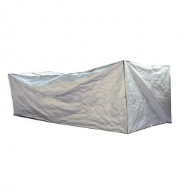 定做生产大型机器设备真空包装立体铝塑编织布袋铝塑真空包装袋
