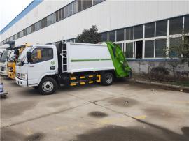城市建筑运输15吨压缩垃圾车型号、参数 15方压缩垃圾运输车报价
