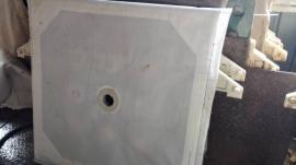 污泥脱水压滤机专用单丝滤布 滤饼成型不粘连好卸料