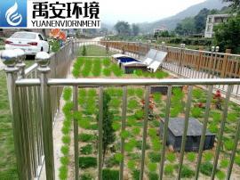 禹安环境新农村一体化污水处理设备YASH-150T惠及800人