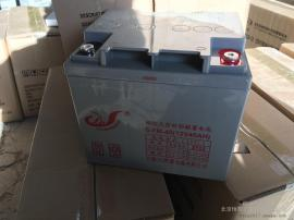 力源�y控式密封�U酸蓄�池6-FM-200 12V200AH