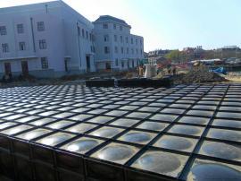 宏利恒地埋式抗浮复合板水箱
