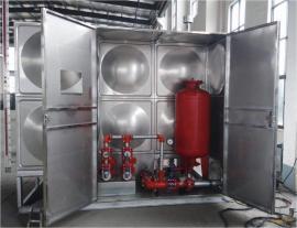 宏利恒保温型箱泵一体