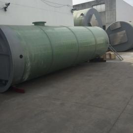 宏利恒一体化雨水提升泵站