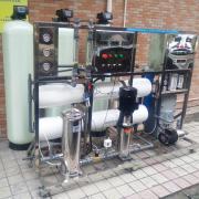 YD-2000精密五金电镀氧化清洗用纯水设备、超纯水设备一键启动