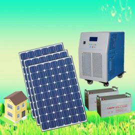 鸿伏2000W独立分布式光伏发电系统