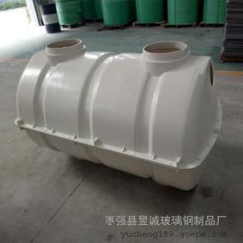 新华区0.8立方小型化粪池 农村厕改模压化粪池 小身材 大用处