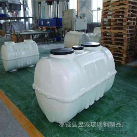江口1-3m3小型模压化粪池 品牌质保 免费设计