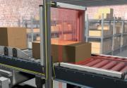 跟踪定位测量光幕红外线感应测量检测光栅