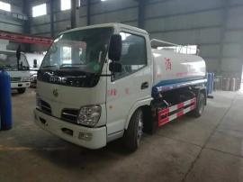 国五东风5吨小型绿化洒水车