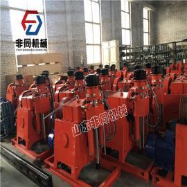 非同机械ZLJ-400全液压坑道钻机 二重管无收缩双液注浆