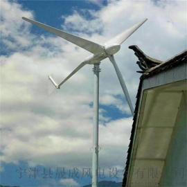 高效新能源2500瓦风力发电机@2.5千瓦牧场养殖用风力发电机
