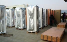 镀铝编织布立体袋生产可定制
