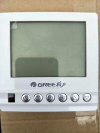 格力风机盘管液晶温控器