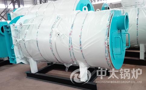 2吨燃气蒸汽锅炉 燃气蒸汽锅炉烘干