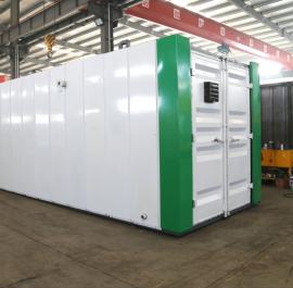200t/d一体化污水处理设备