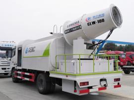 绿化喷洒车 高压喷水抑尘车环保除尘洒水车 马路多功能雾炮车